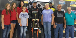 Ian Madsen Gets another One at Knoxville