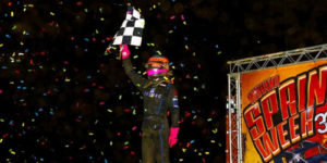 Leary Lands First ISW Win