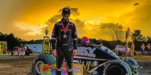 Leary Doubles up with Monday Sprintweek Win