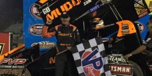 Madsen Sweeps at Cedar Lake