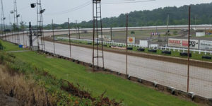 Rain Pushes All Stars back to Monday at PPMS