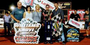 Freddie Rahmer Tops PA Speedweek Opener