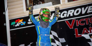 Rico Rules Central PA Speedweek Finale