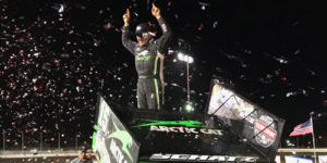 Schatz Scores 13th WoO win of the Year