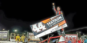 Starks Too Strong in Mitch Smith Memorial