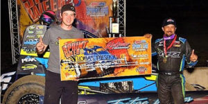 T-Mez Travels to Indiana Sprintweek Victory Lane
