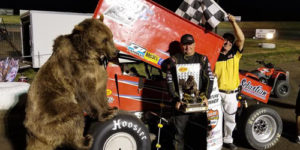Wayne Wins Grizzly Opener