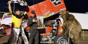 Wayne Johnson Sweeps Grizzly Nationals