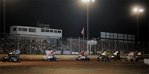Thirtieth Annual Short Track Nationals Rapidly Approaching!