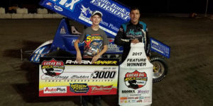 Bakker Perfect for First ASCS National Win
