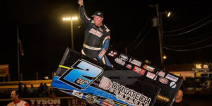 Forsythe Flies to All Star Win at Lincoln