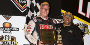Hodnett Too Hot to Handle on 360 Nationals Night Two