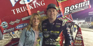 McCarl Doubles at Knoxville