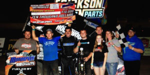 Reutzel Rakes in $10K Win at Jackson