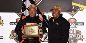 Shaffer Shines in Knoxville 360 Nationals Opener