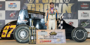 Sunshine Captures First Silver Crown Win