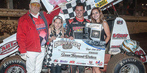 Eliason Sweeps Nor-Cal Posse Shootout