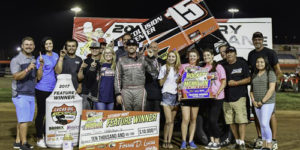 Hafertepe Wins the Hockett/McMillin Memorial
