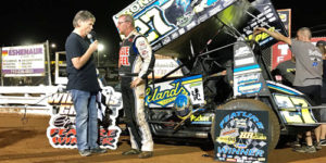 Hodnett Gets Tuned Up for National Open