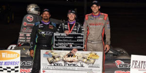 KT Hustles Up Haubstadt Win
