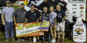 Sammy Snares Hockett/McMillin Memorial Night One