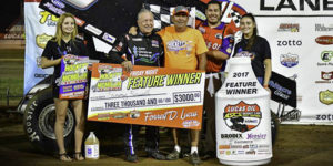 Sammy Makes it Two-for-Two in Hockett/McMillin Memorial Prelim Action