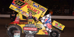 Sweet Sweep at Calistoga