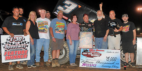 Sammy Swindell Wins His Fifth Short Track Nationals
