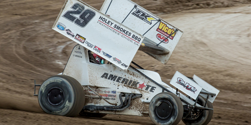 Croft Bings Cali Flavor to Short Track Nationals