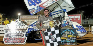 Dietrich Closes Grove Season in Victory Lane