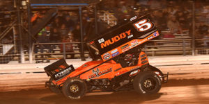Gravel Gathers Up National Open Opener