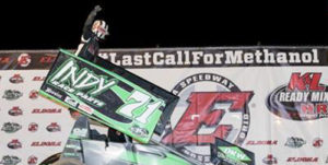 Saldana Soars at Last Call for Methanol
