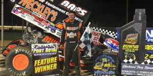 Zearfoss Tops Port Royal Finale