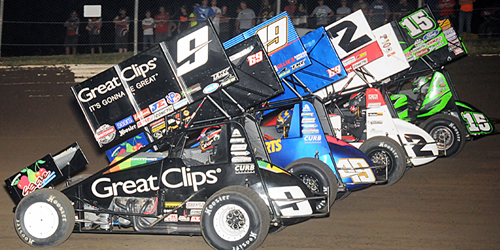 Sprint Car Fan: World Of Outlaws Set Date For Boot Hill Showdown