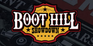 World of Outlaws Boot Hill Showdown Frozen Out