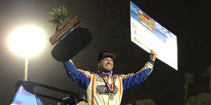 Sunshine Fries Bacon in Turkey Night Sprint Car Finale