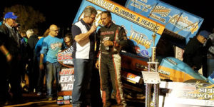 Dewease Wins Susky Sprint Showdown