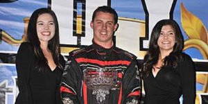 Eliason Earns Trophy Cup Night Two Win