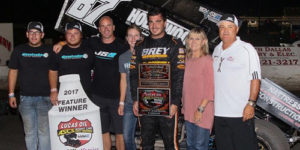 Reutzel Wins Devil's Bowl Winter Nationals