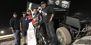 Rilat Conquers in Cocopah Opener