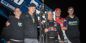 Saldana Unstoppable at Cocopah