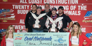 Thomas Wins Oval Nationals – Windom is Champ