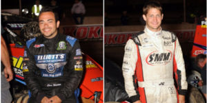 Windom & Grant to Settle USAC Score at Ovals