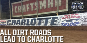 All Dirt Roads Lead to Charlotte