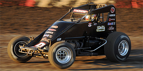Kevin Thomas, Jr., Rules Momentum Racing Suspensions Non-Wing 410 Power Rankings