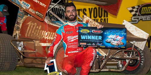 McFadden Tops Night Two at Murray Bridge