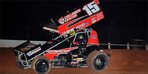 Hafertepe, Jr., atop Rod End Supply Winged 360 Power Rankings Again