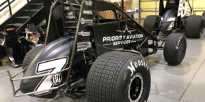 """Sunshine"" Kicks Off USAC Sprint Car Title Pursuit in the Sunshine State"