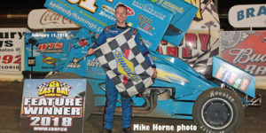 Kennedy Conquers in King of 360s Opener
