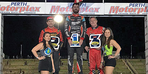 McFadden Picks off Another One at Perth